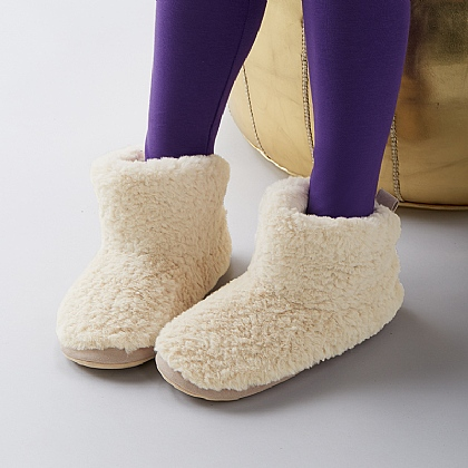 Fluffy Feet Slippers