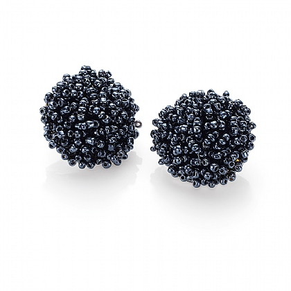 Indigo Islands Stud Earrings