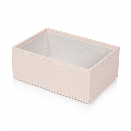 Blush Deep Stacking Tray