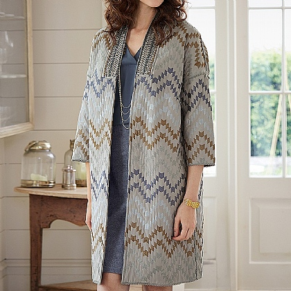 Bargello Coat