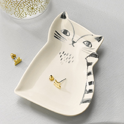 Sitting Pretty Trinket Dish