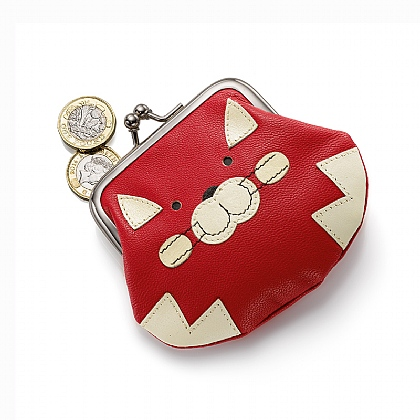 Fat Cat Coin Purse