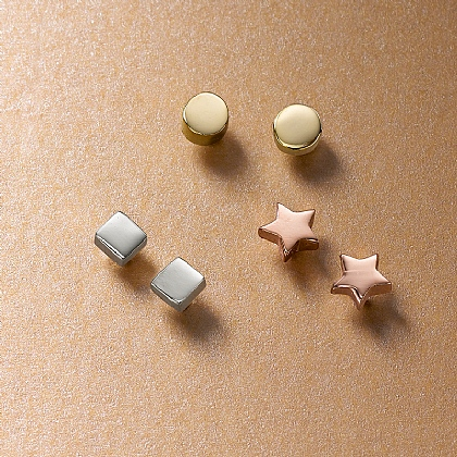 Pick & Mix Stud Earrings