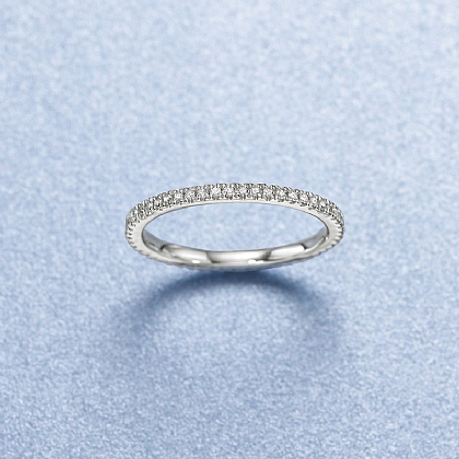 Endless Diamonds Ring