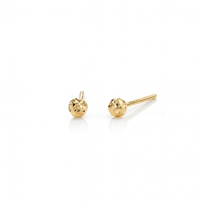 3mm Pinpoint Gold Studs