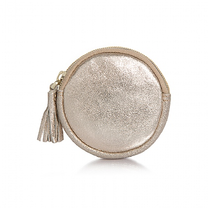 Golden Coin Purse