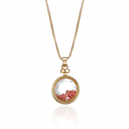 January Birthstone Beauties Pendant