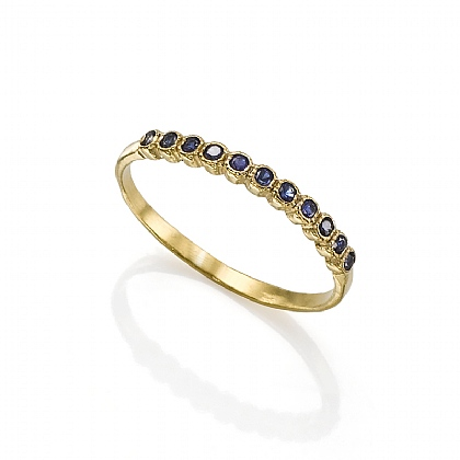 Sapphire Eternally Yours Rings