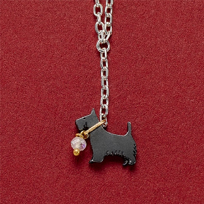 Posh Paws Scottie Pendant