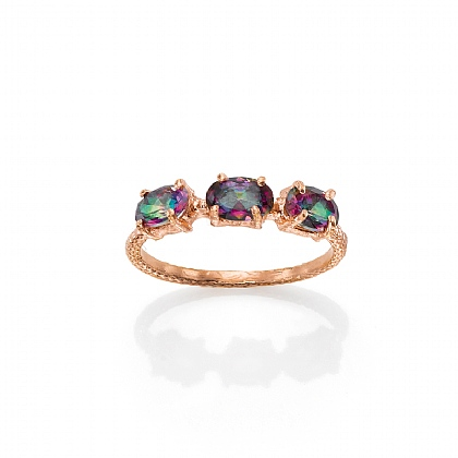 Enchanted Trio Ring