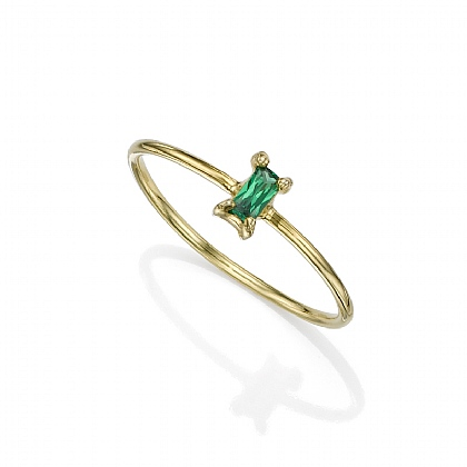 Longitude Green Ring
