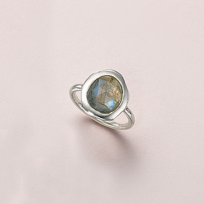 Given to Grace Labradorite Ring