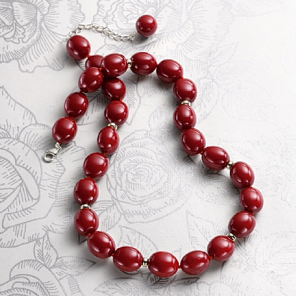 Cherry Picked Necklace