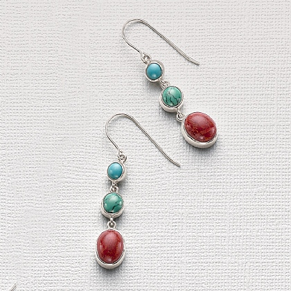 Elemental Gems Earrings
