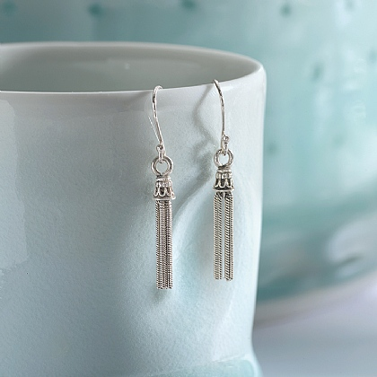 Tempted by Tassels Earrings