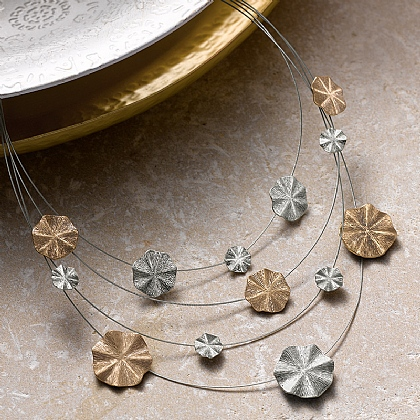 Floating Blossom Necklace