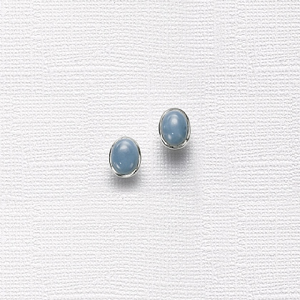 Opal Pools Stud Earrings