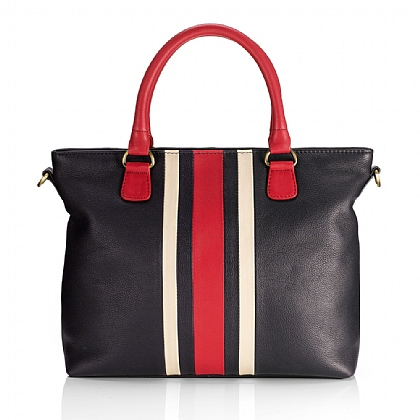 Perfect Balance Leather Tote Bag