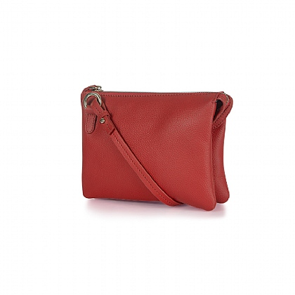 Scarlet Sunset Cross-Body Bag