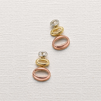 Syncopated Rhythm Earrings