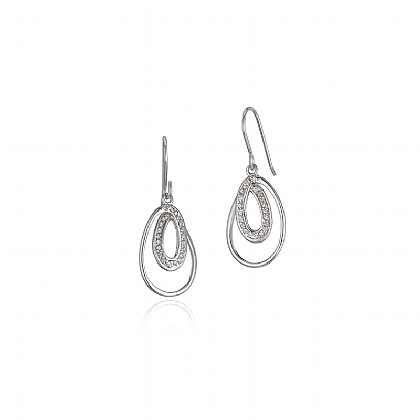Pure Brilliance Earrings