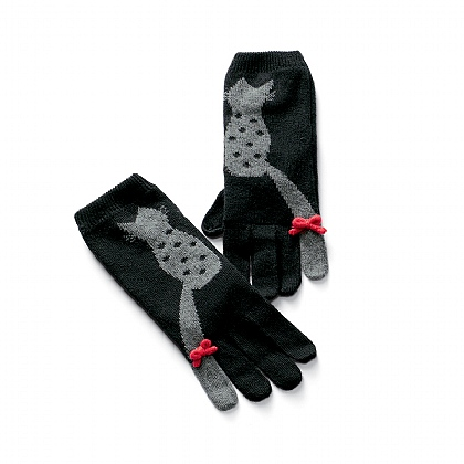 Feline Fancy Gloves