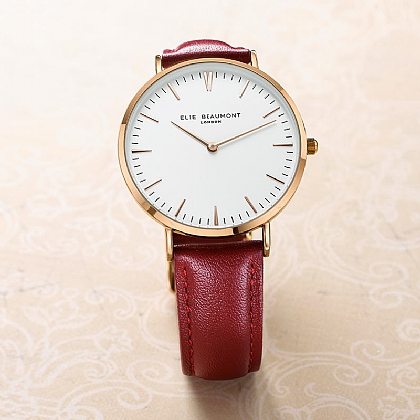 Elie Beaumont Oxford Red Watch