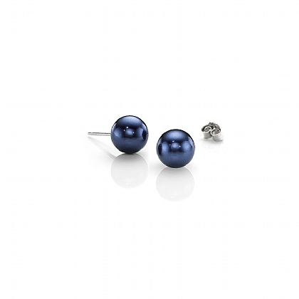 Wisteria Pearl Earrings