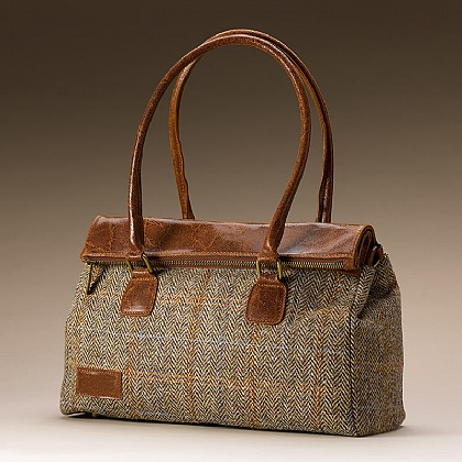 Chearsley Harris Tweed Bag