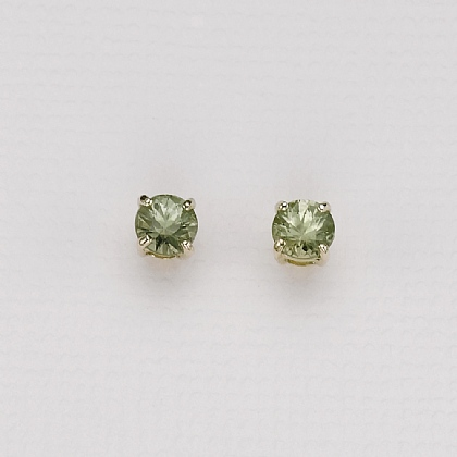 Green Ember Earrings